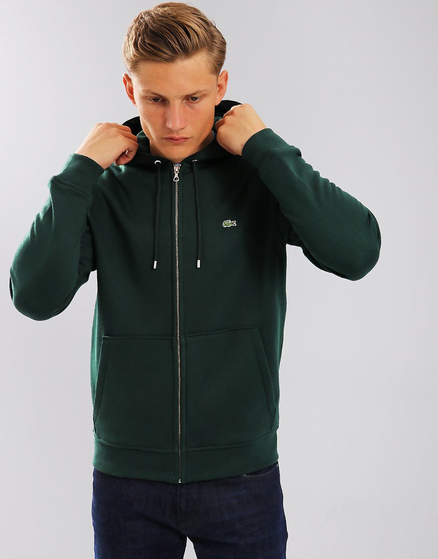 Menswear Hooded Terraces Lacoste Sweat Sinople na4xXAqwx