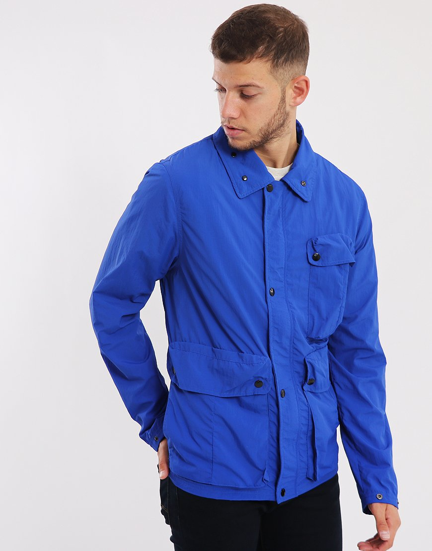 Nicholas Deakins Overlord Jacket Royal Blue
