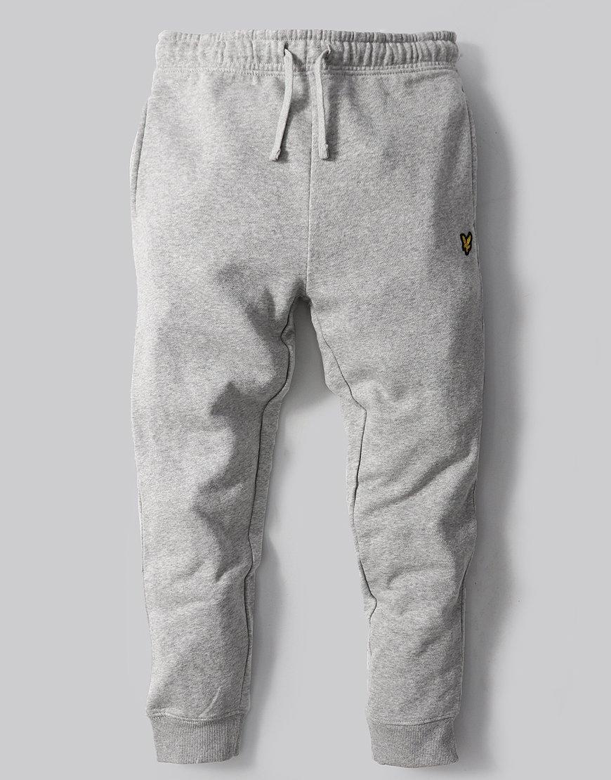 Lyle & Scott Junior Track Pants Vintage Grey