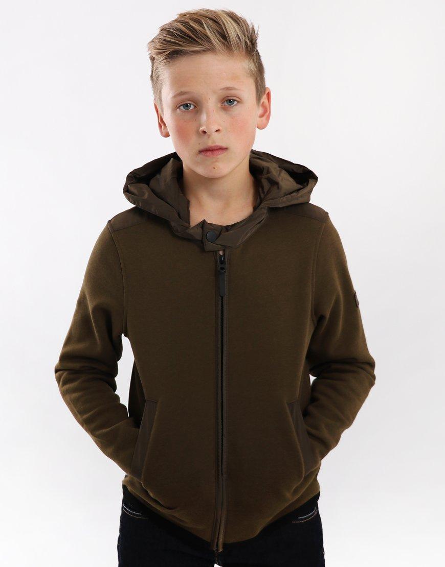Weekend Offender Kids Norton Full Zip Hoody Uniform