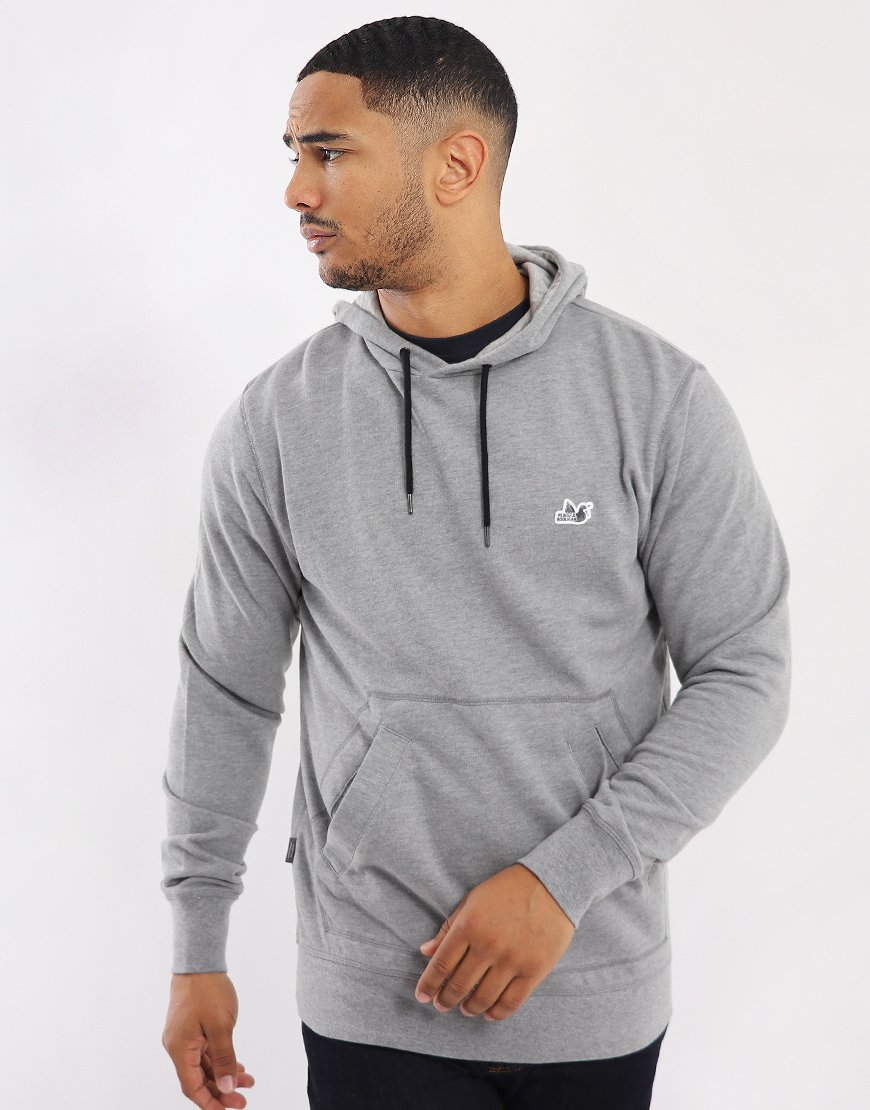 Peaceful Hooligan Overhead Hoodie Grey