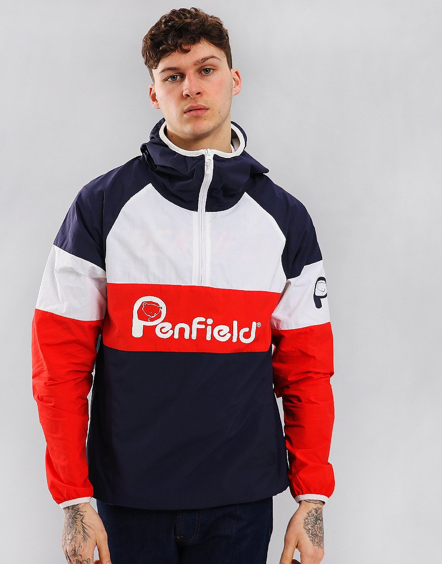 Penfield Overhead Block Jacket Peacoat