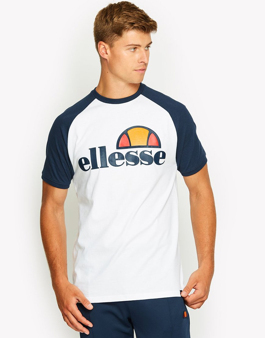 Ellesse Cassina T-Shirt White