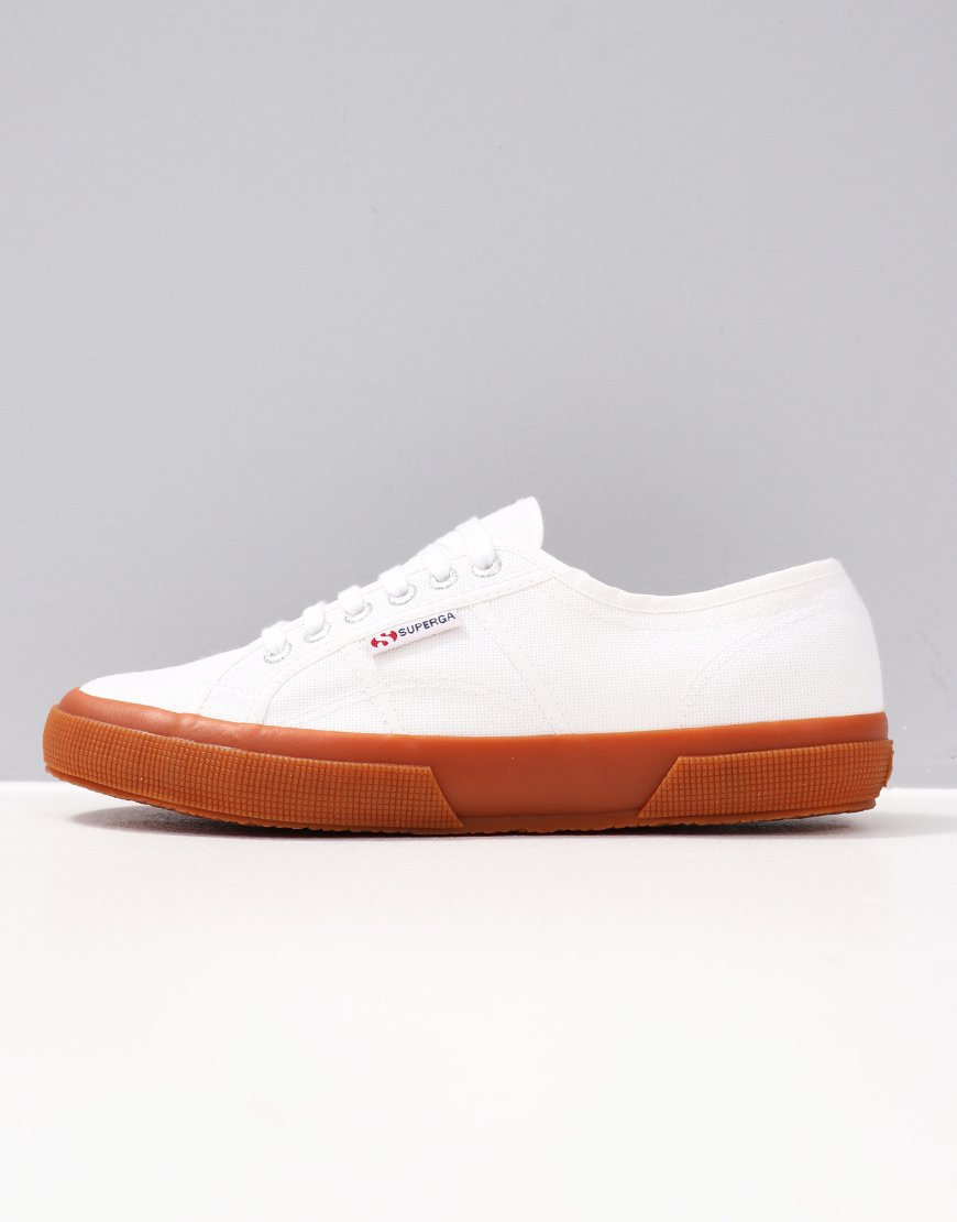 Superga 2750 Cotu White Gum
