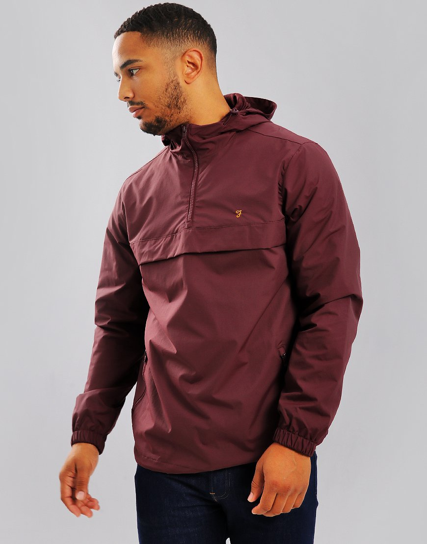 Farah Mani Jacket Red