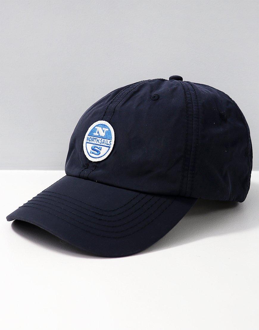 North Sails Baseball Nylon Logo Cap Navy