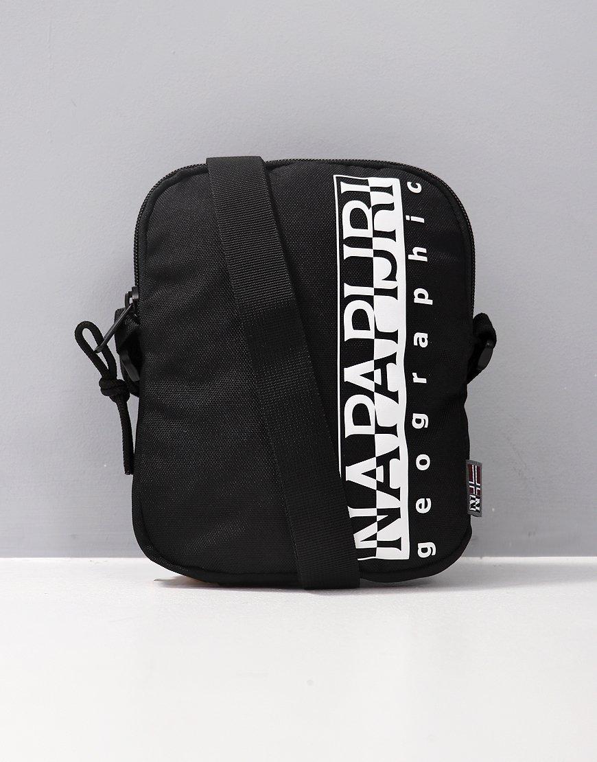 Napapijri Happy Cross Body Bag Small Black
