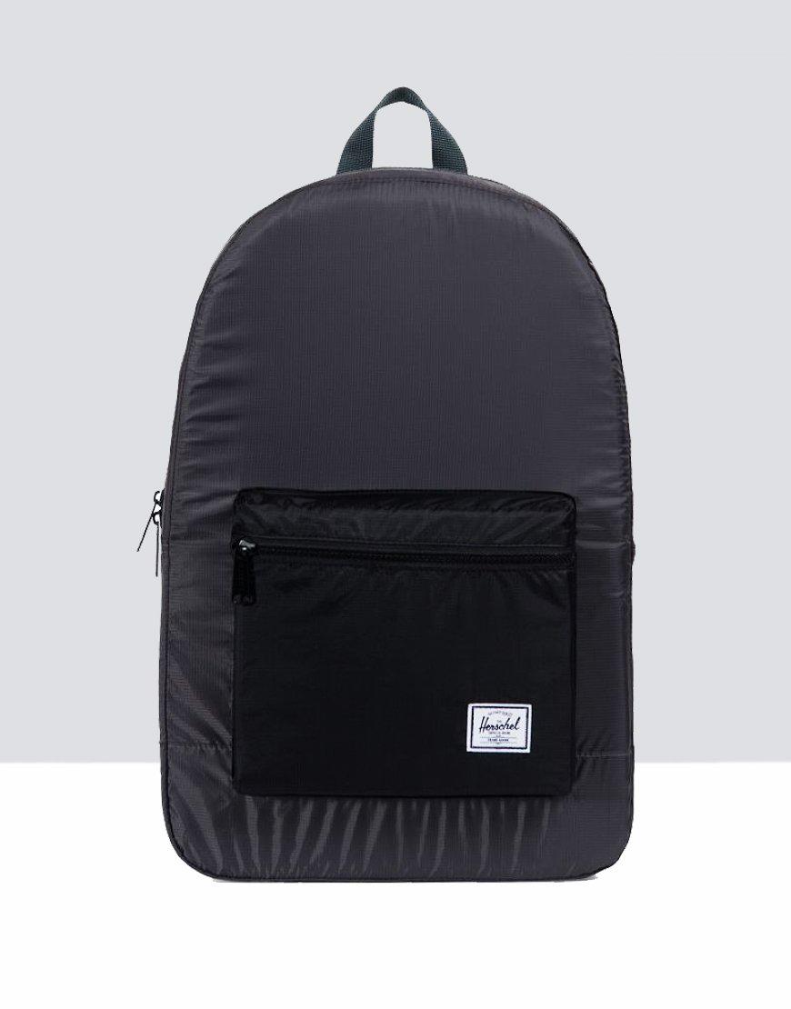 Herschel Packable Daypack Shadow Grey