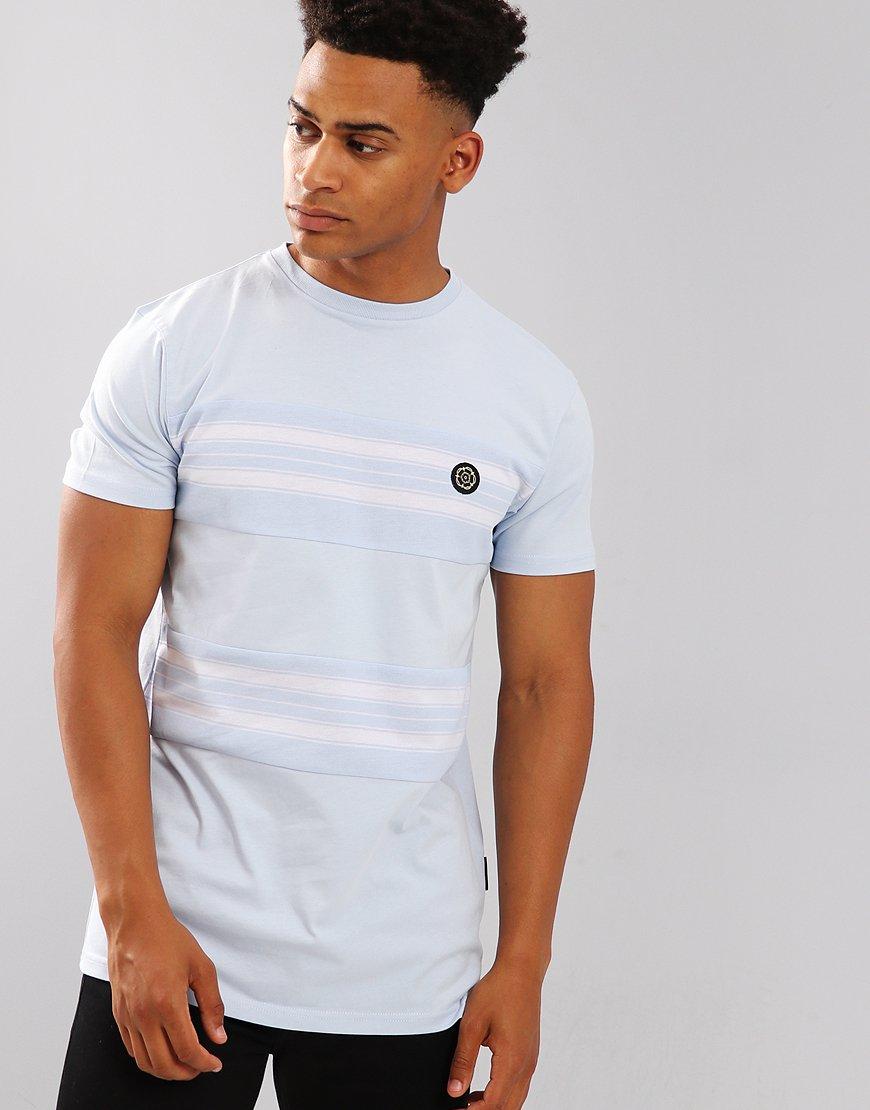 Nicholas Deakins Kontiki T-Shirt Sky