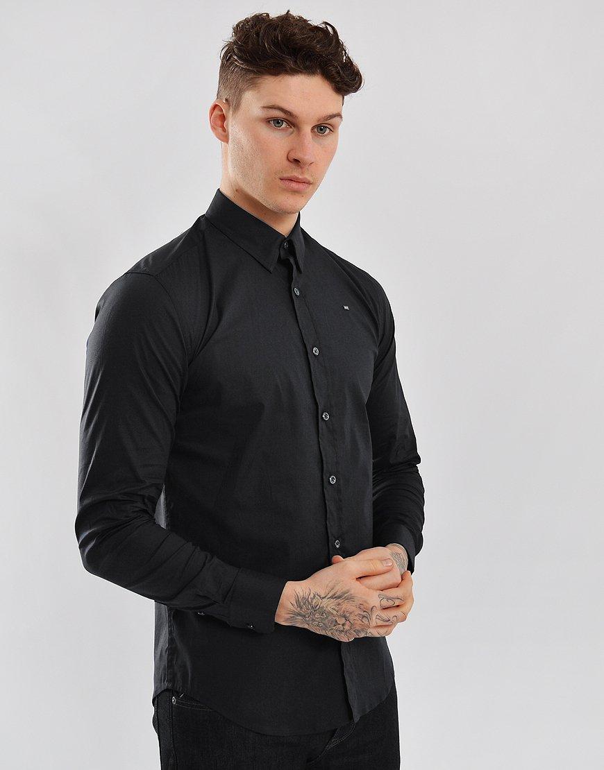 Weekend Offender Appletini Shirt Black