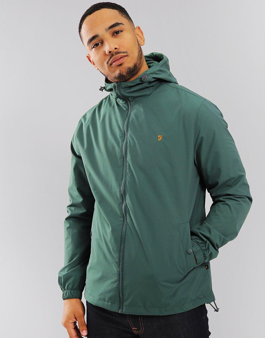 Farah Smith Jacket Sea Green