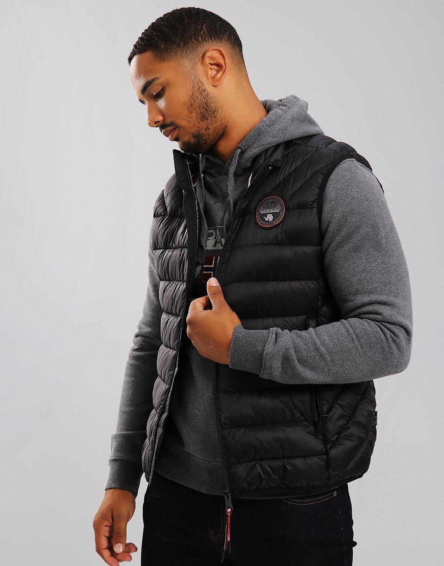Napapijri Aerons Gilet Vest Black