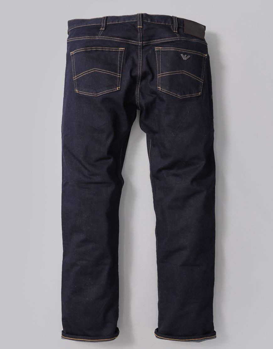 Emporio Armani J21 Regular Fit 1DLPZ Jeans