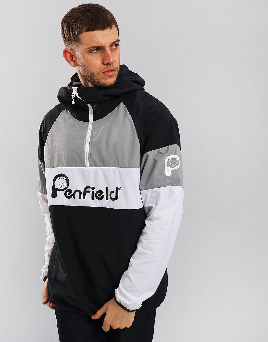 Penfield Overhead Block Jacket Black