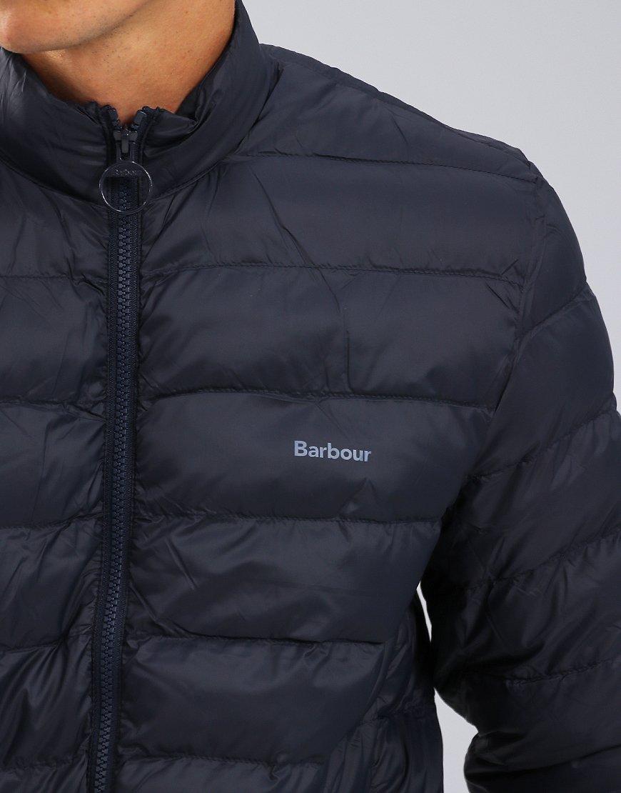 Barbour Penton Puffer Jacket Navy