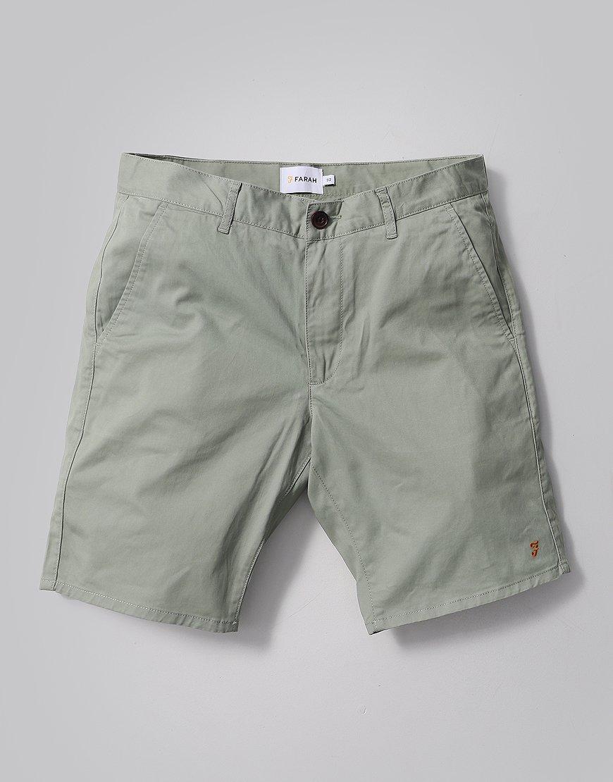 Farah Hawk Chino Shorts Balsam