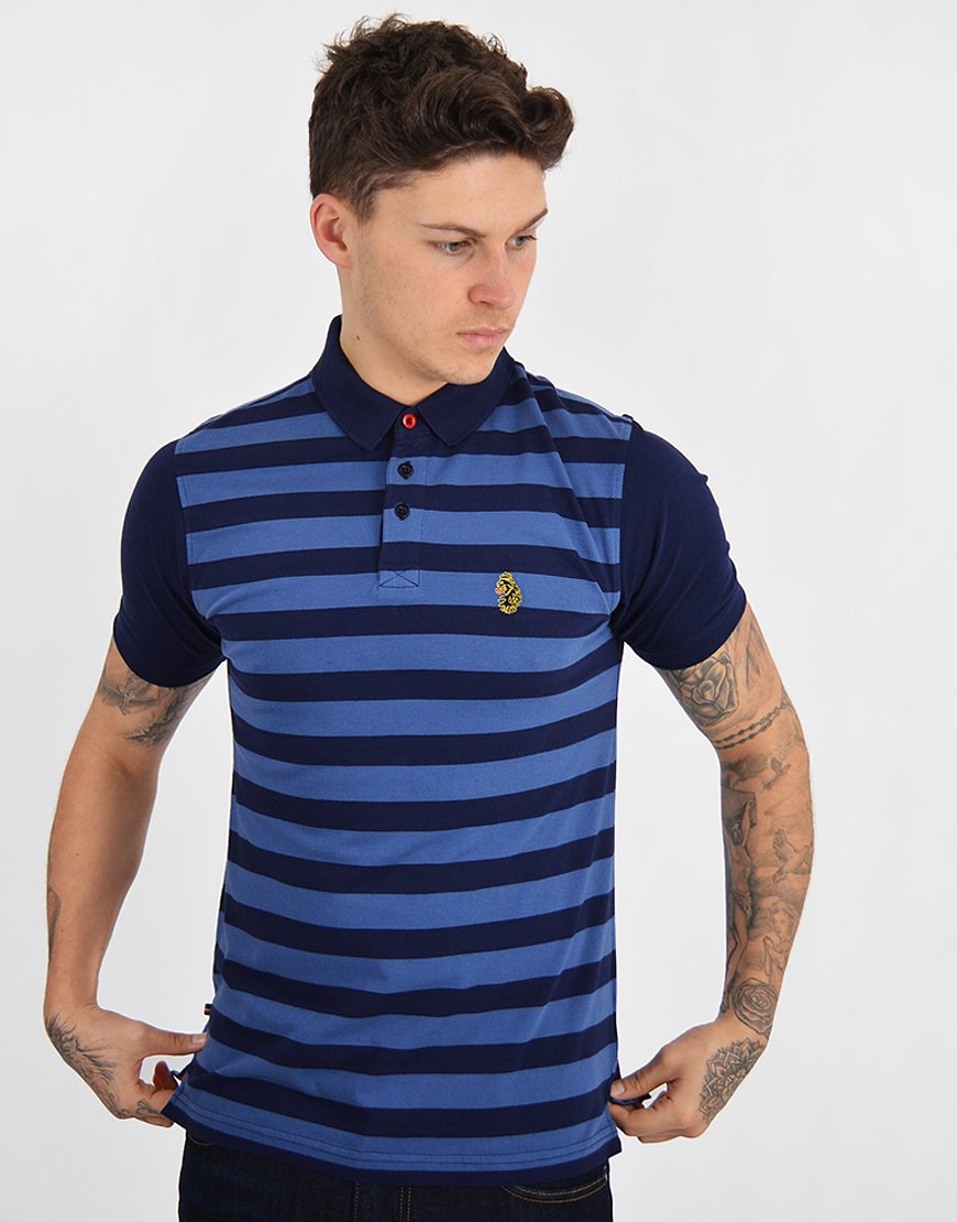 Luke 1977 9 Dream Polo Shirt Lux Navy