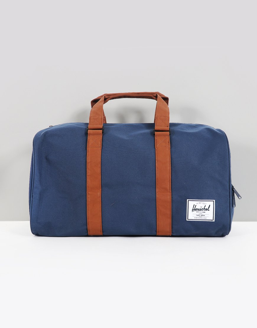 Herschel Novel Duffle Bag Navy/Tan