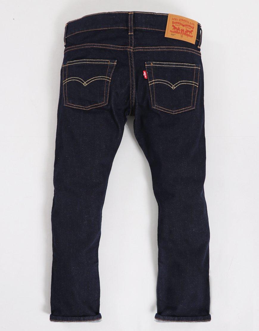 Levi's Kids 510 Skinny Fit Jeans Indigo