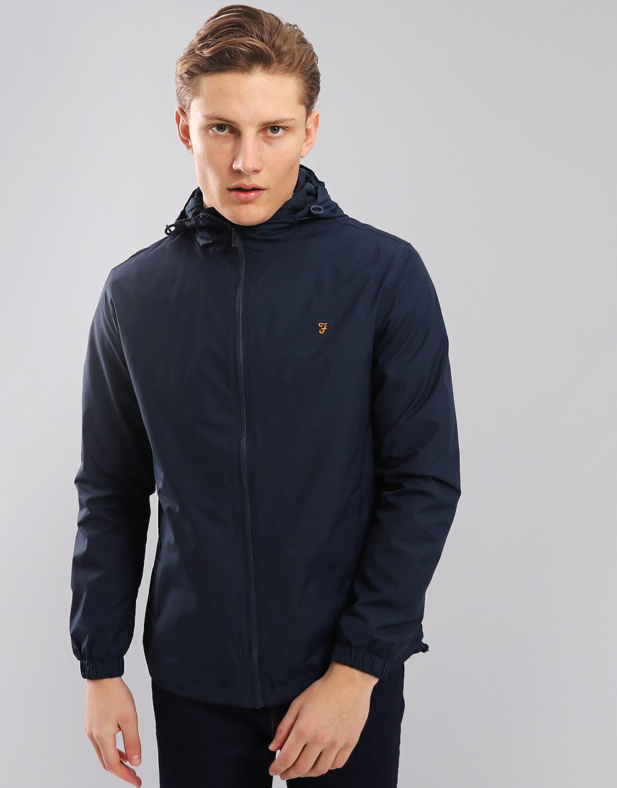 Farah Smith Jacket Yale Blue