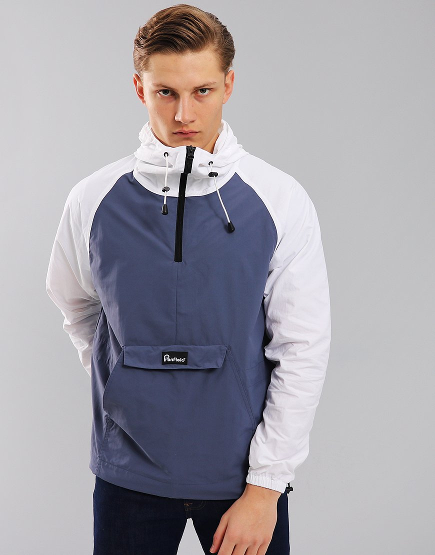 Penfield Pacjac Packable Jacket White
