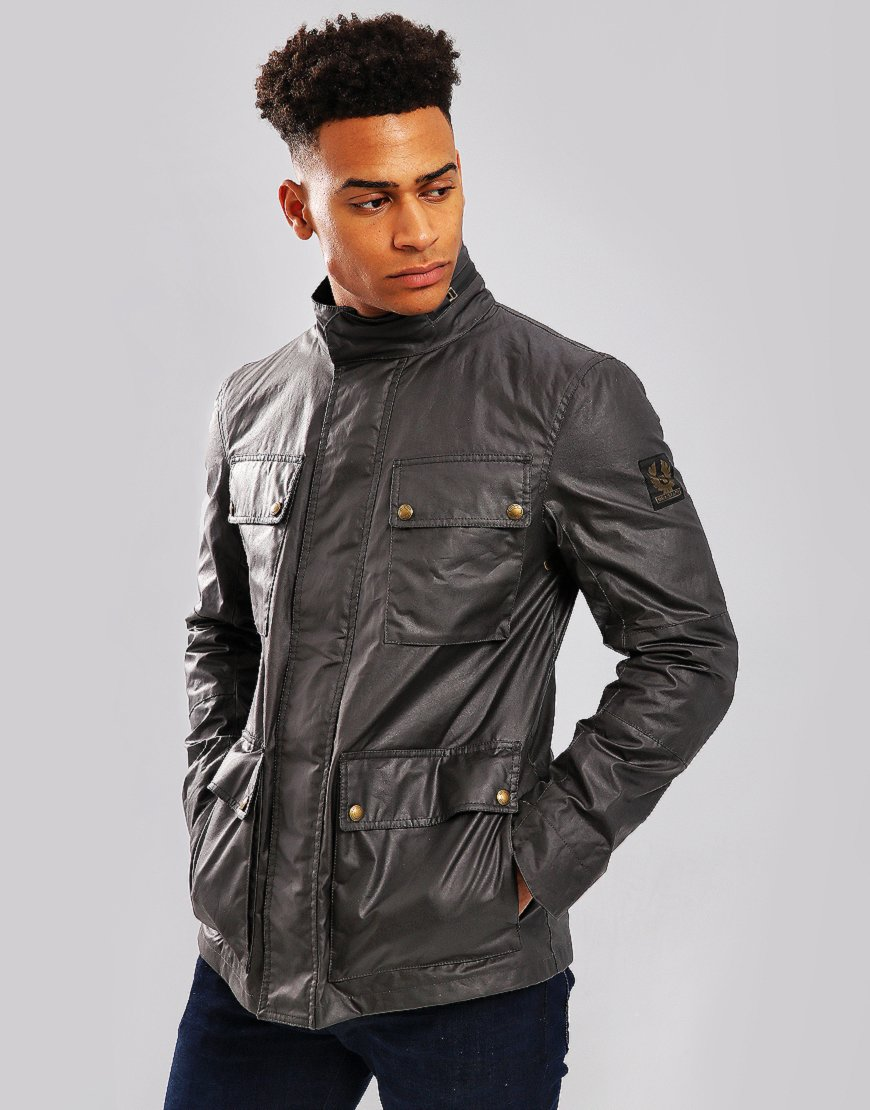 Belstaff Explorer Jacket Winward Grey
