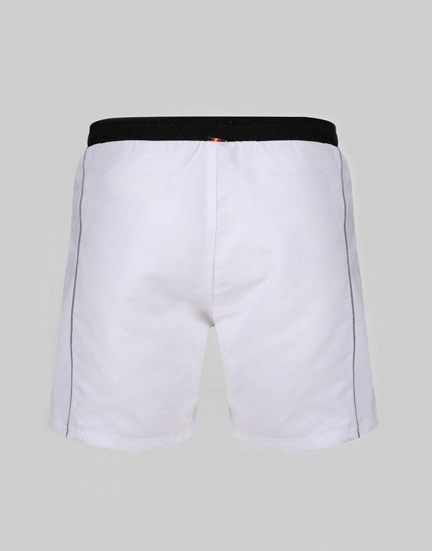 Luke 1977 Boxer Sport Swim Shorts White