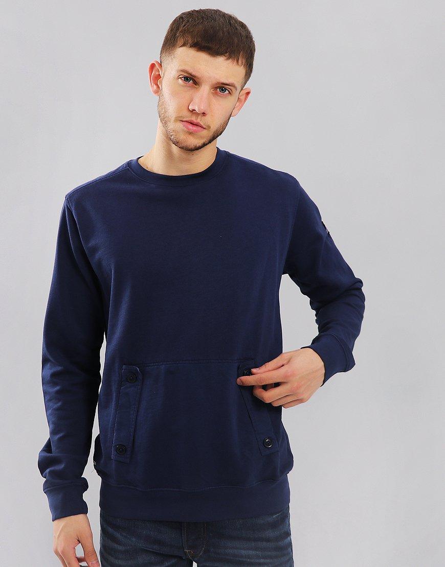 Weekend Offender Childs Sweatshirt French Navy