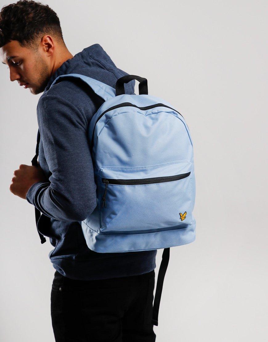Lyle & Scott Backpack Stone Blue