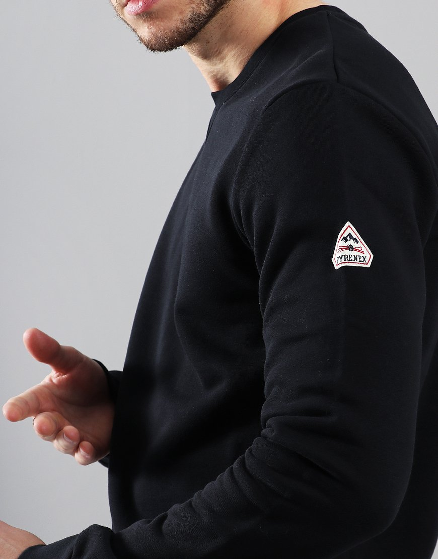 Pyrenex Chergui 2 Sweat Black