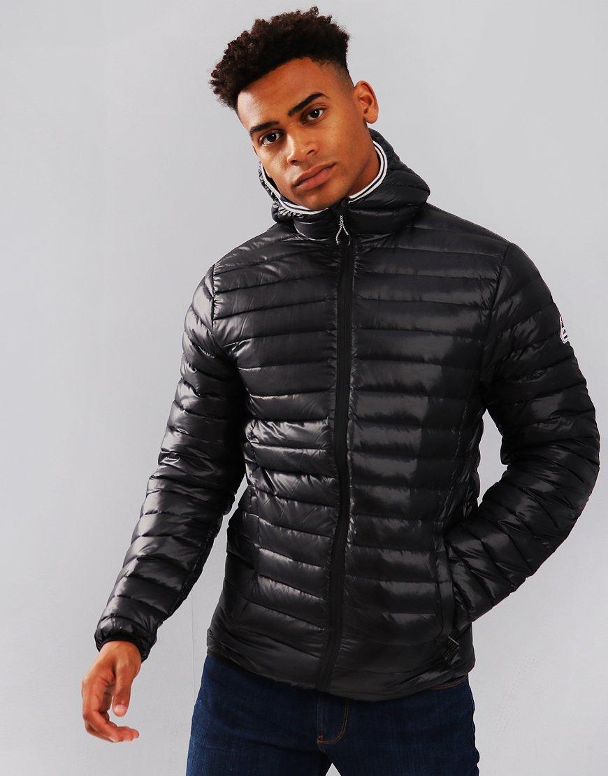 Pyrenex Bruce Puffer Jacket Black