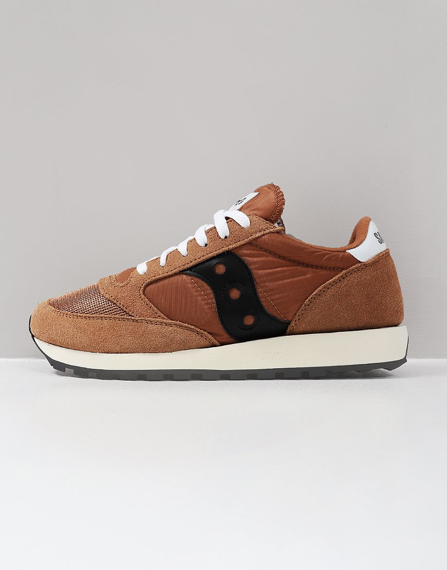 Saucony Jazz OG Sneakers Brown/Black