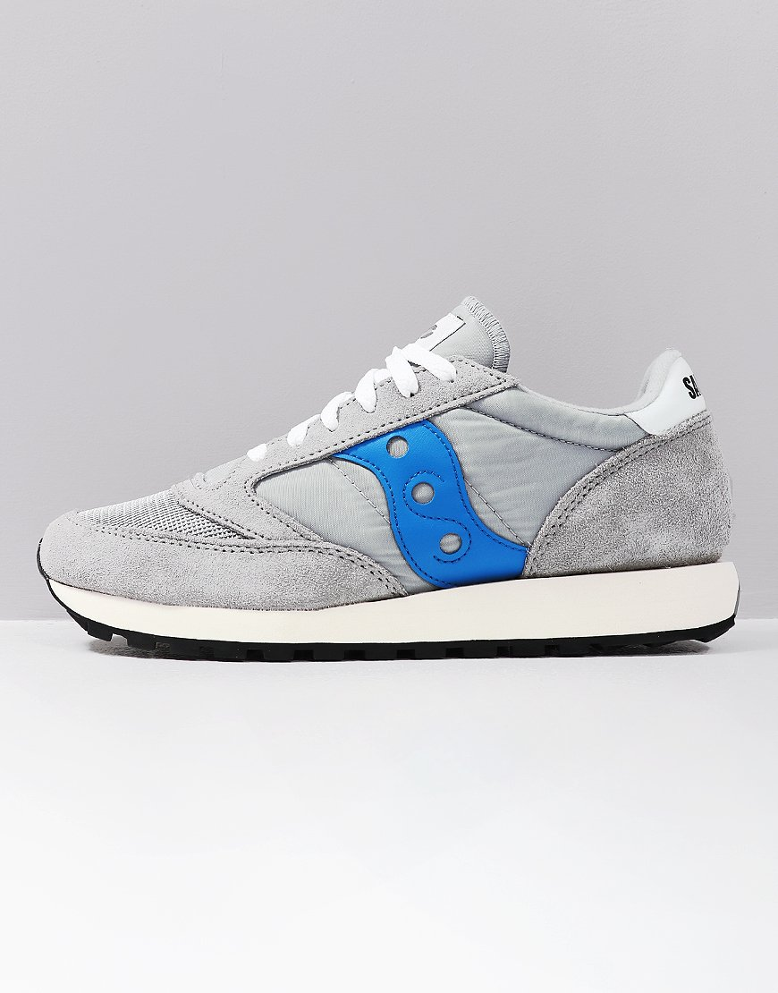 Saucony Jazz OG Sneakers Grey/Blue