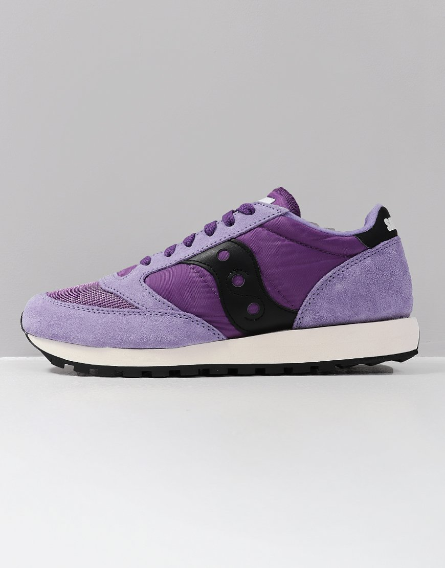 Saucony Jazz OG Sneakers Purple/Black