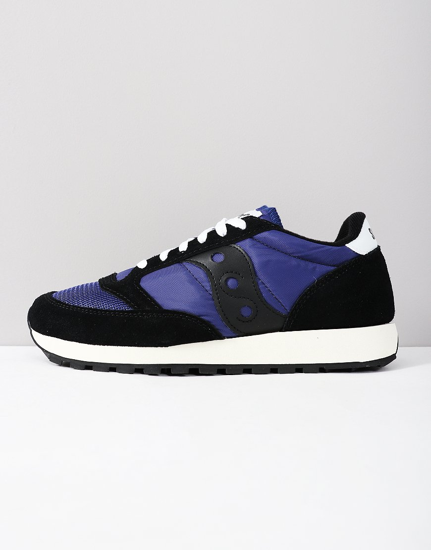 Saucony Jazz OG Sneakers Black/Navy