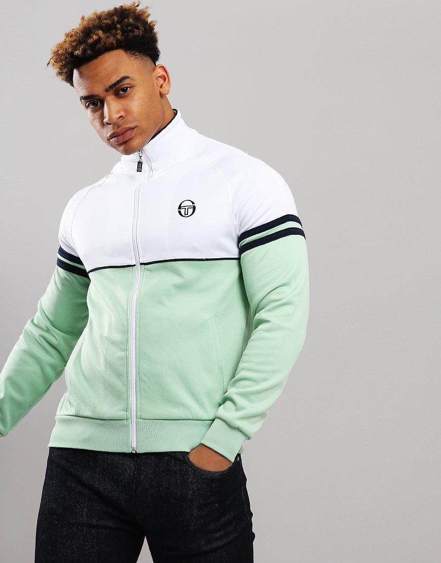 Sergio Tacchini Orion Track Top Quiet Green