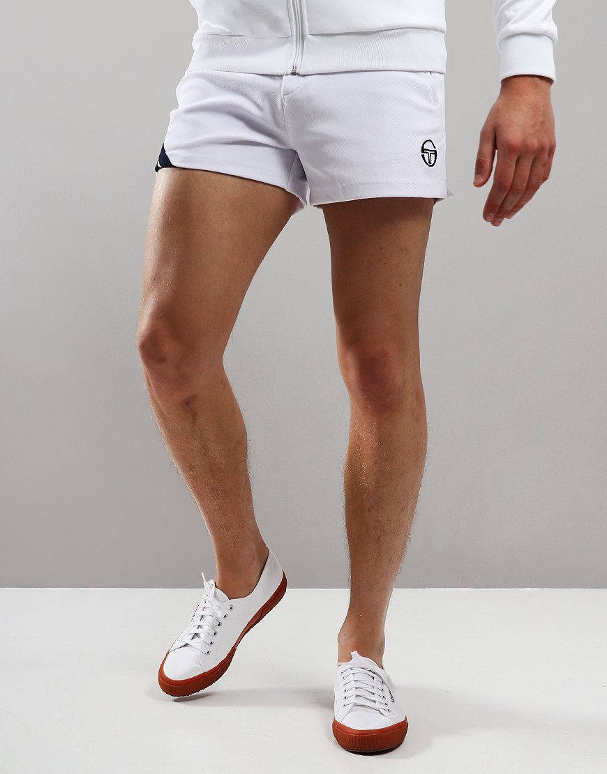 Sergio Tacchini Time Shorts White/Navy