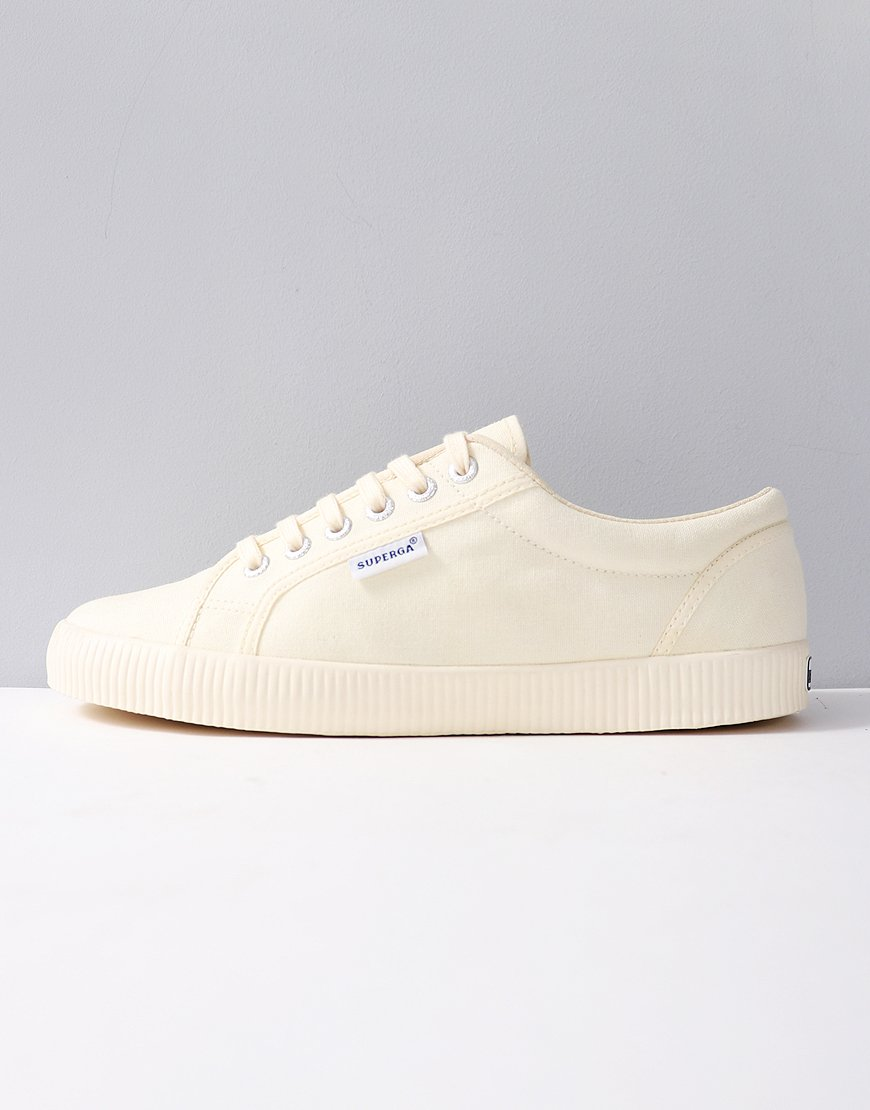 Superga 1705 Cotu Trainers Ecru