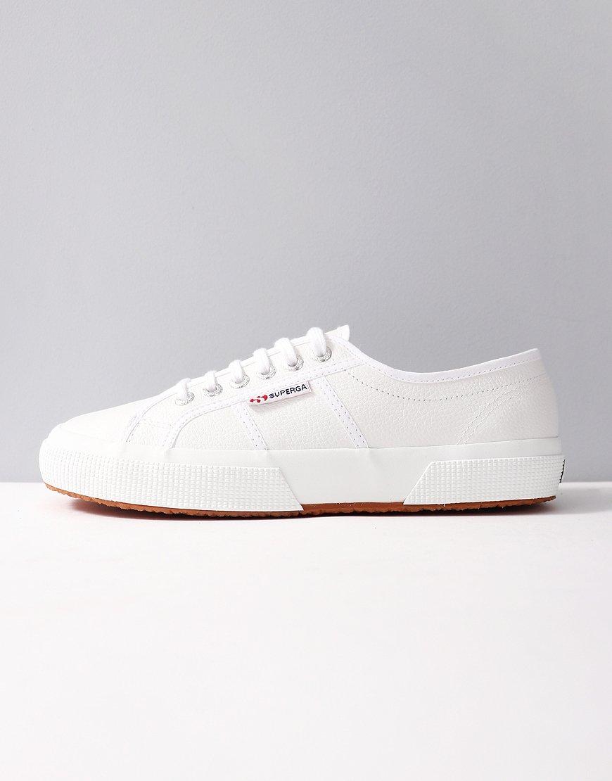 Superga Cotu Classic 2750 EFGLU Trainers White Gum