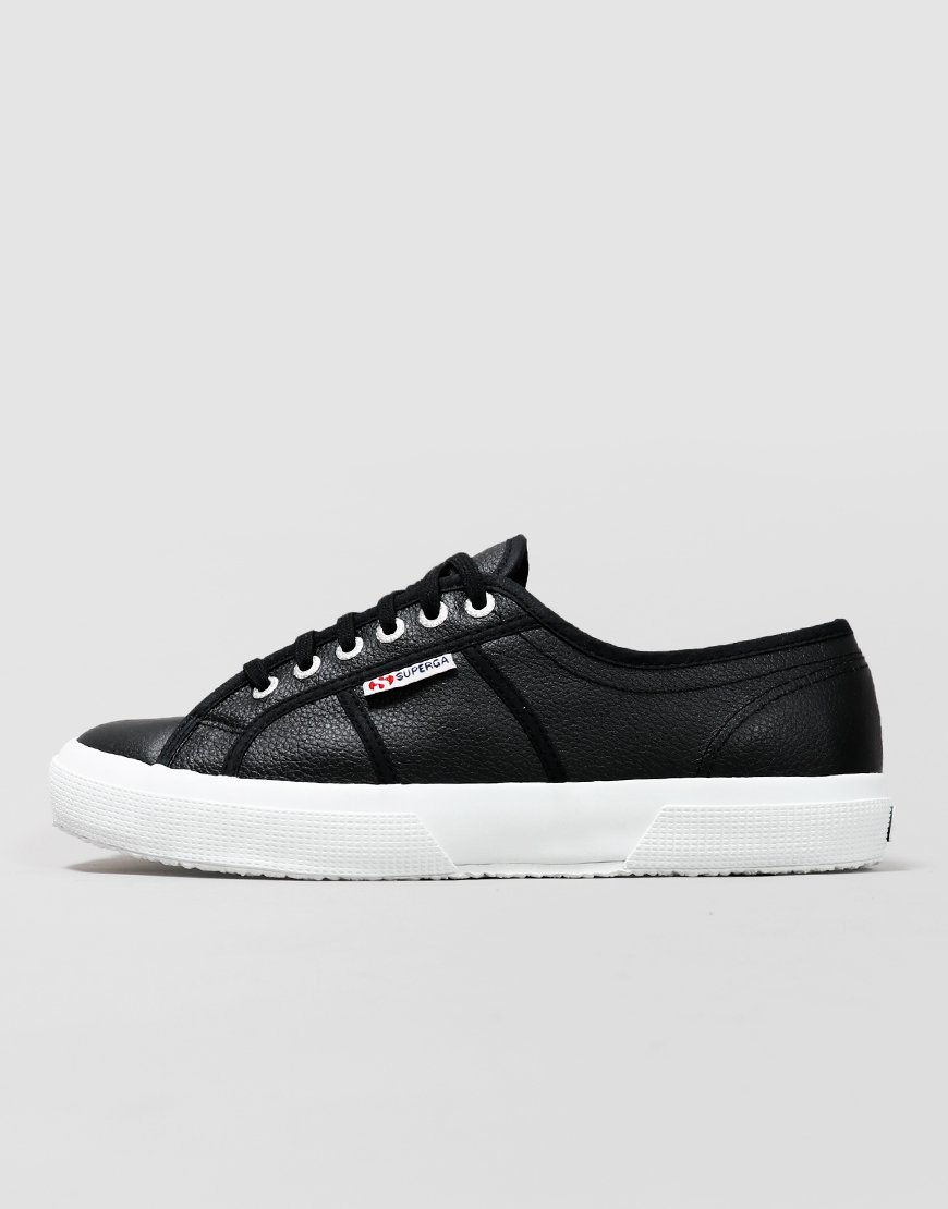 Superga Cotu Classic 2750 EFGLU Trainers Black/White
