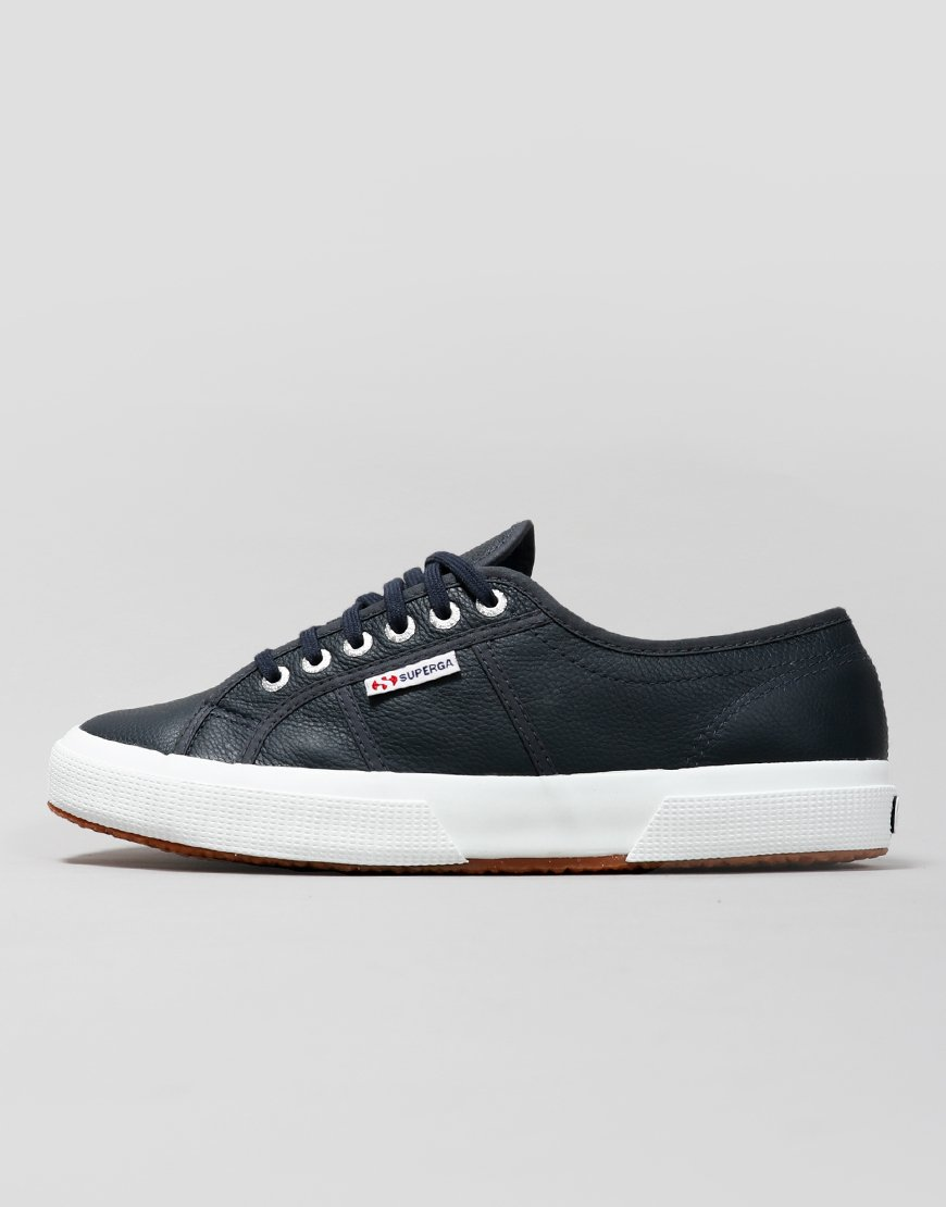 Superga Cotu Classic 2750 EFGLU Trainers Blue/Navy