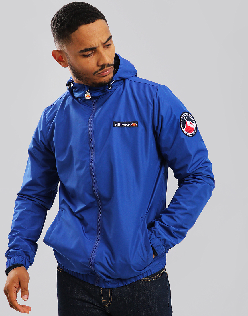 Ellesse Terrazo Jacket Mazarine Blue