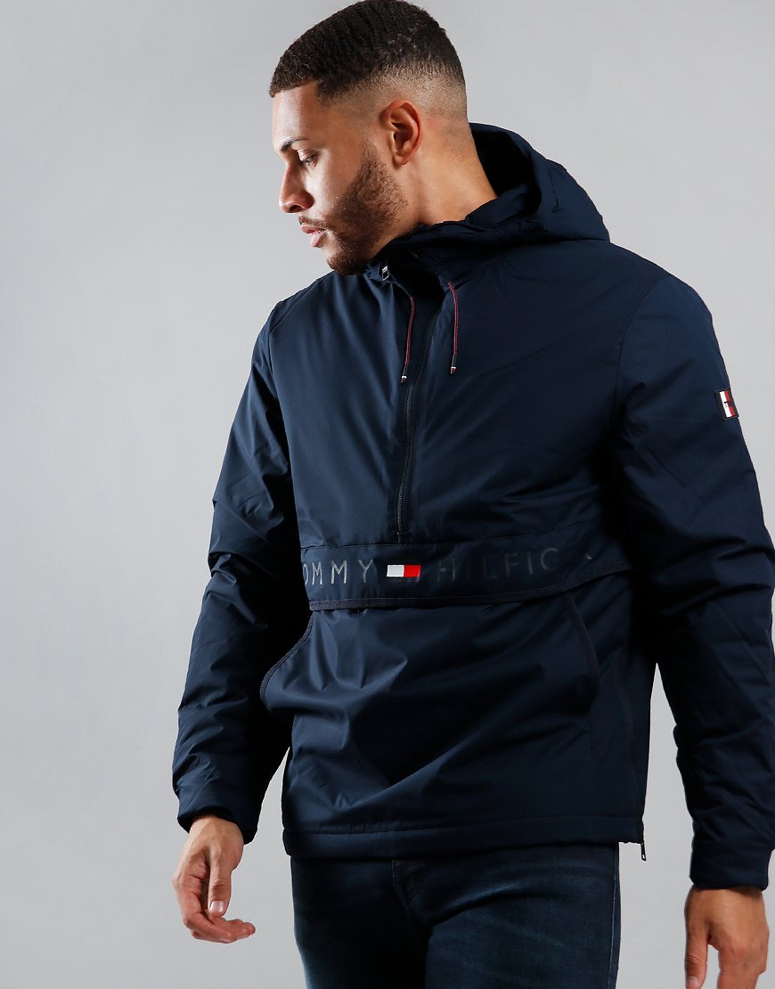 Tommy Hilfiger Anorak Jacket Sky Captain