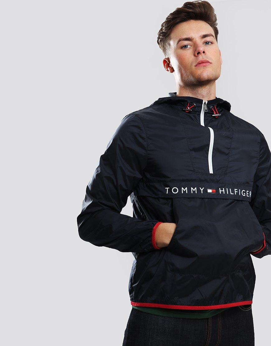 Tommy Hilfiger Packable Lightweight Jacket Sky Captain