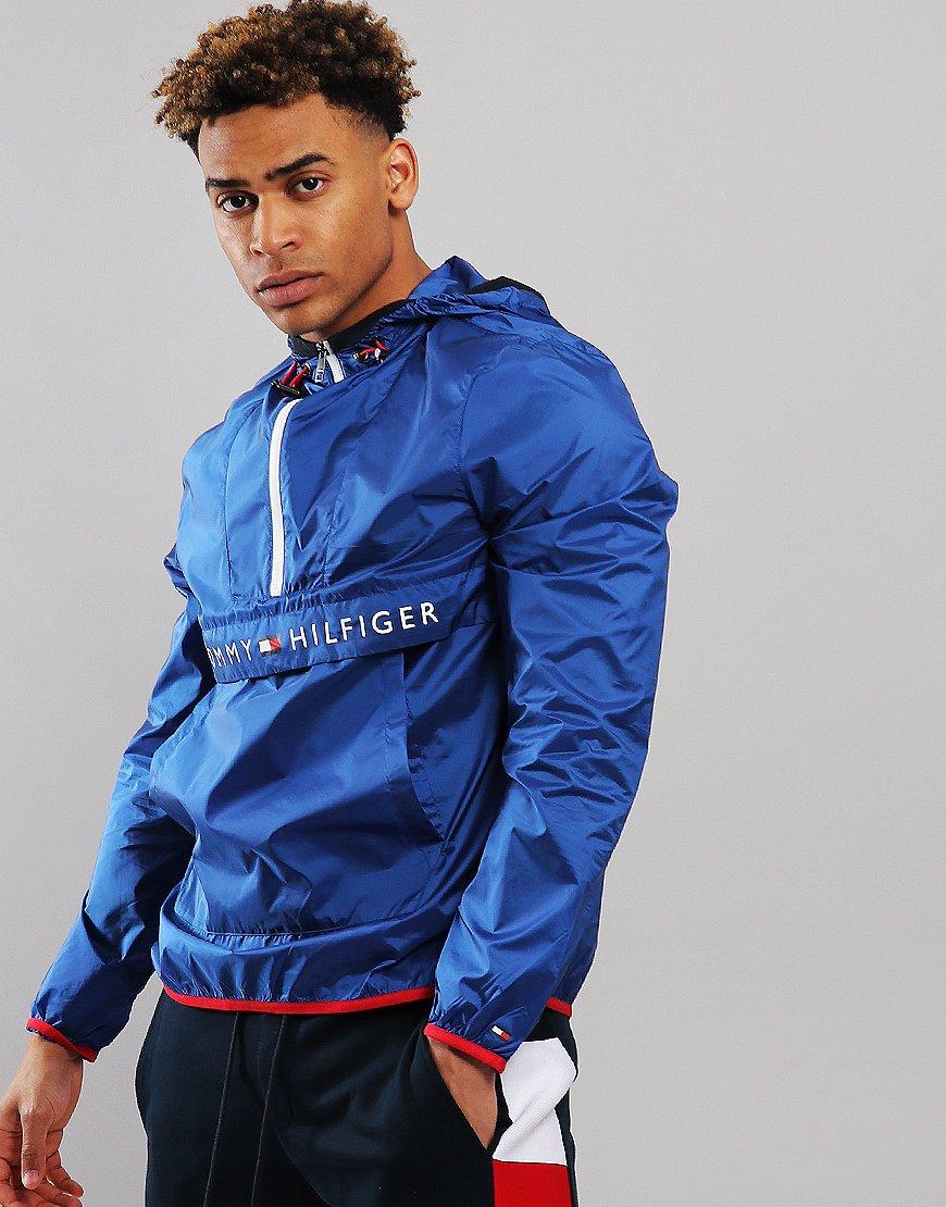 5b74d8210 Tommy Hilfiger Packable Lightweight Jacket Blue Quartz