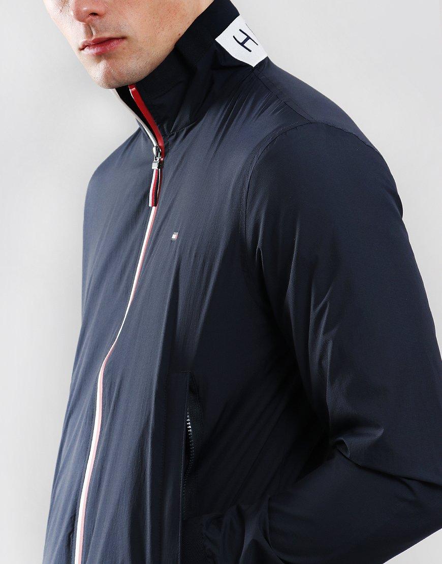 a9e75ccee6f631 Tommy Hilfiger Signature Placket Bomber Jacket - Terraces Menswear