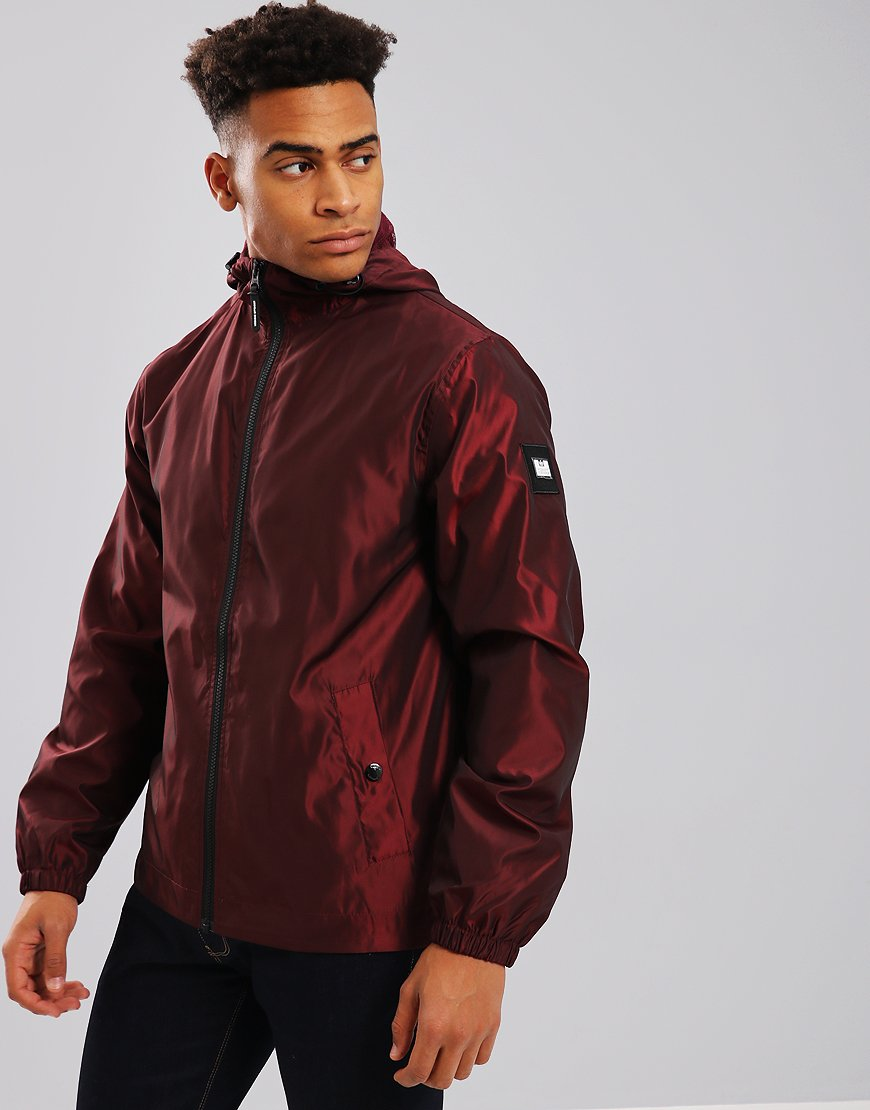 Weekend Offender Armstrong Jacket Loganberry