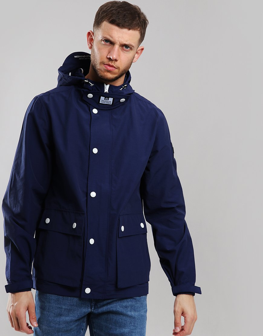 f9e3a95022 Weekend Offender Ciro Jacket French Navy