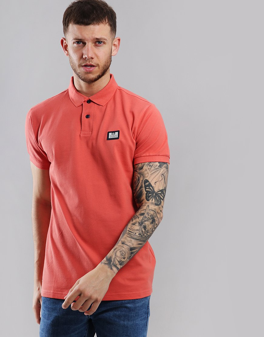 Weekend Offender Claudio Polo Shirt Cosmos