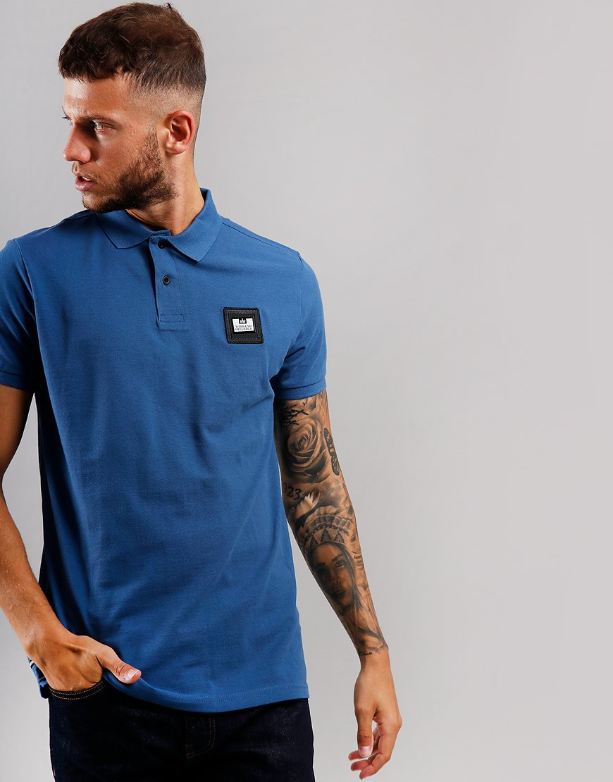 Weekend Offender Colombia Polo Shirt Yale